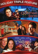 Holiday Triple Feature: Christmas Hope/ Christmas Blessing/Christmas Shoes