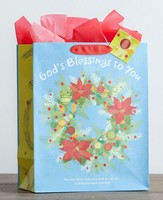 God's Blessings to You Gift Bag, Large