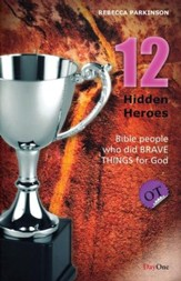 12 Hidden Heroes, 2 Volumes, Old Testament &  New Testament