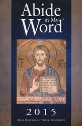 Abide in My Word 2015: Mass Readings at Your Fingertips - Slightly Imperfect
