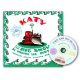 Katy and the Big Snow Book and CD