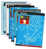 BJU Math Grade 2 Homeschool Kit  (Third Edition)
