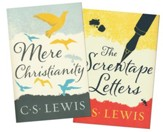 Mere Christianity & The Screwtape Letters, 2 Books