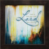 Illusion II: This is the Day, Psalm 118:24, Framed Art
