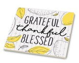 Grateful, Thankful Blessed Trivet