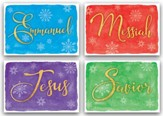 Messiah, Assorted Christmas Cards, Box of 12