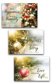 Spirit of Wonder, Assorted Christmas Cards, Box of 12