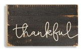 Thankful, Pallet Wall Art
