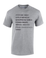 Top Ten Shirt, Gray, Small