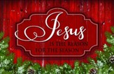 Jesus is the Reason Christmas Cards, Box of 18