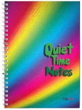 Quiet Time Notes (Rainbow Theme)