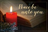Peace Be Unto You Christmas Cards, Box of 18
