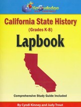 California State History Lapbook (Printed)