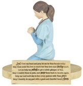 Nurse's Prayer Figure