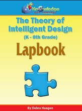 Theory of Intelligent Design Lapbook (Print Edition)