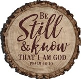 Be Still & Know That I Am God Magnet