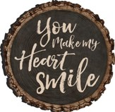 You Make My Heart Smile Magnet