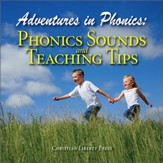Phonics Sounds and Teaching Tips MP3 [Download]
