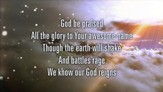 God Be Praised (Desperation Band) - Lyric Video SD [Music Download]