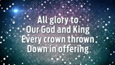 God And King - Lyric Video SD [Music Download]