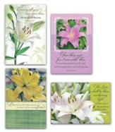 Everlasing Light, Sympathy Cards, Box of 12