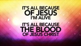 All Because Of Jesus - Lyric Video HD [Music Download]