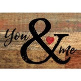You & Me, Lath Art, Mini