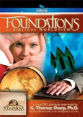 Foundations for a Biblical Worldview DVD Set (4 DVDs)