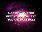 God Of Wonders (Alternate Version) - Lyric Video SD [Music Download]