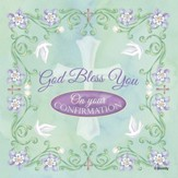 Confirmation, Bless You Napkins, Pack of 20