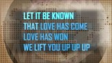 Let It Be Known - Lyric Video SD [Music Download]
