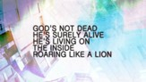 Like A Lion - Lyric Video SD [Music Download]