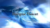 How Great Thou Art (Alternate Version) - Lyric Video SD [Music Download]