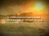 In Christ Alone / The Solid Rock - Lyric Video SD [Music Download]