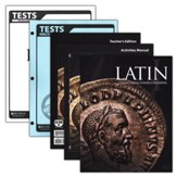 BJU Latin 1 Homeschool Kit (Second  Edition)