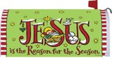 Jesus Is the Reason For the Season Mailbox Cover