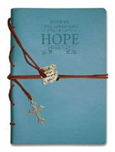 Hope Wrap Journal, Teal