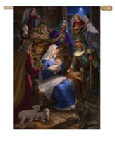 Holy Nativity Flag, Large