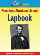 President Abraham Lincoln Lapbook  (Printed Edition)