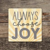 Always Chose Joy Coaster, Large