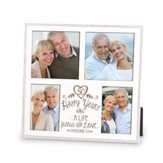 50 Happy Years Collage Photo Frame