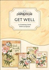 Joyful Noise, Get Well Cards, Box of 12