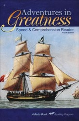 Abeka Reading Program: Adventures in  Greatness
