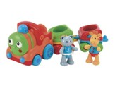Toybox Musical Animal Train