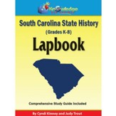 South Carolina State History Lapbook (Assembled Edition)