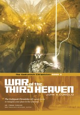 War of the Third Heaven: Book 3 of The Godspeak Chronicles - eBook