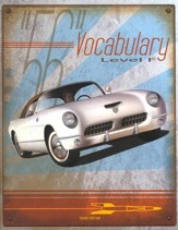 BJU Vocabulary Level F (Grade 12) Student Worktext, Third Edition
