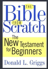 The Bible from Scratch Set