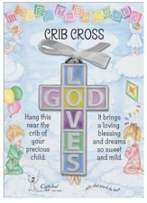God Loves, Crib Cross