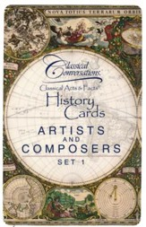 Classical Acts & Facts: Artists and Composers Set 1